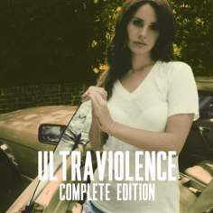 ULTRAVIOLENCE - ALTERNATIVE COVER 3