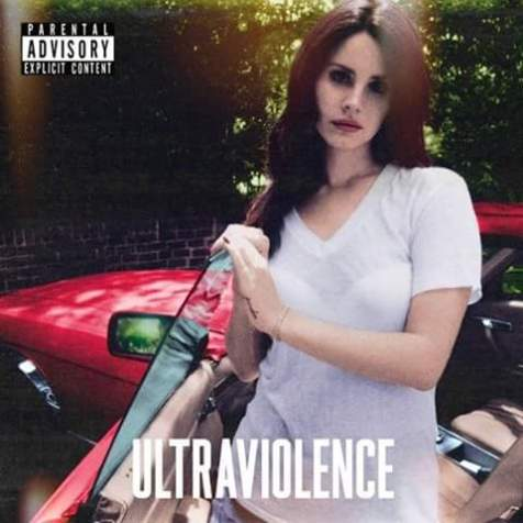 ULTRAVIOLENCE - ALTERNATIVE COVER