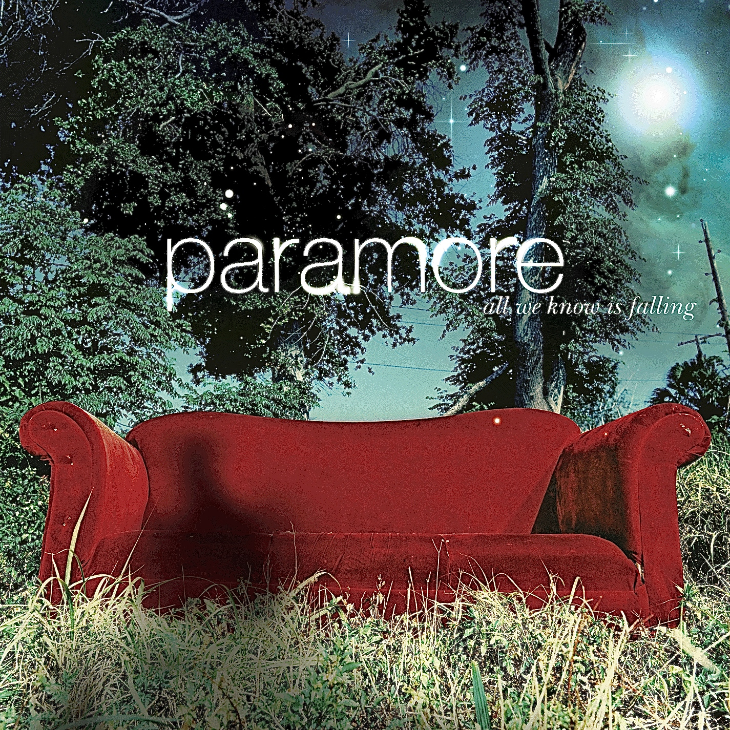 paramore all we know