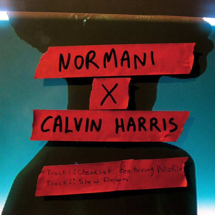 Normani X Calvin Harris - Slow Down