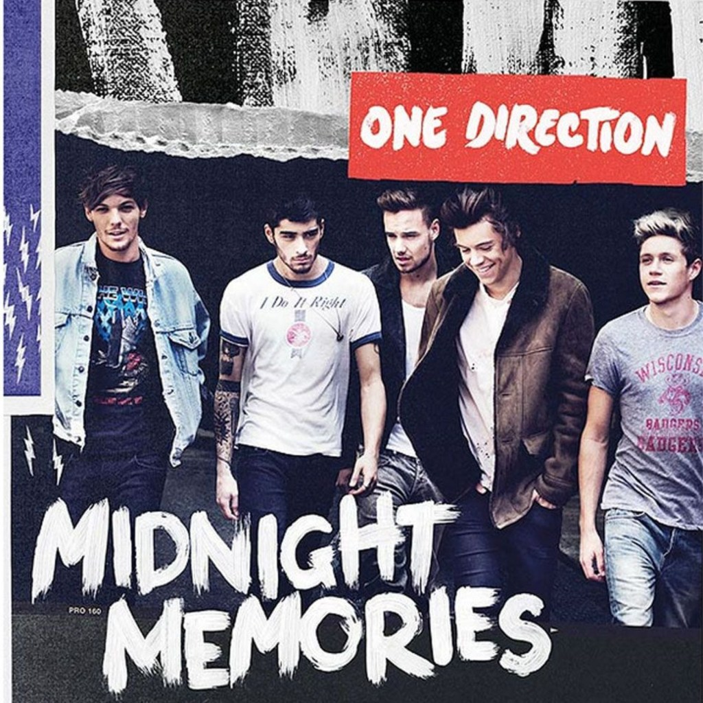 One Direction - Midnight memories saga das músicas