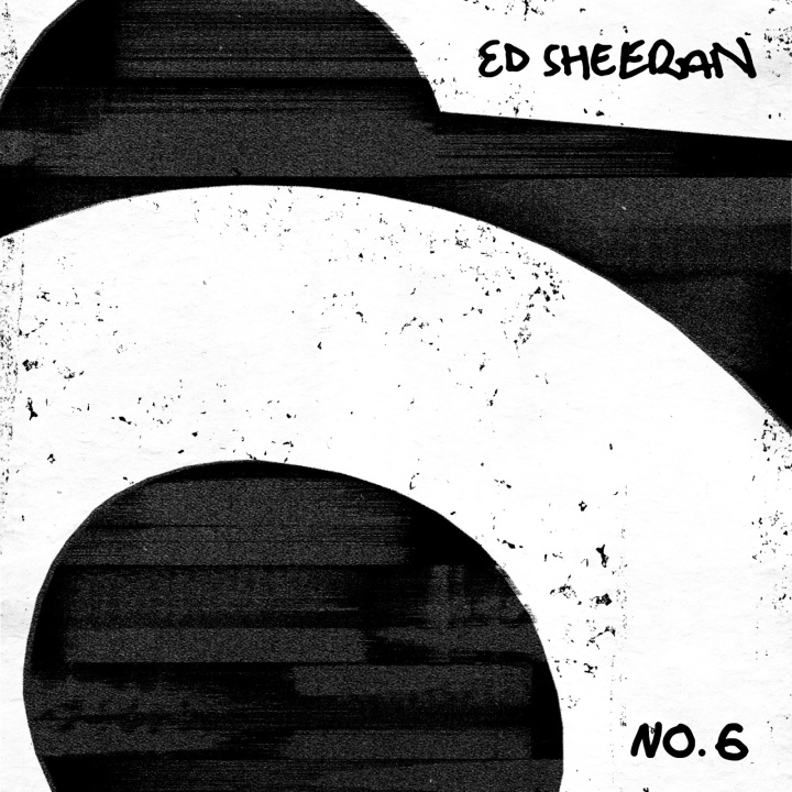 No.6 Collaborations Project ed sheeran saga das músicas
