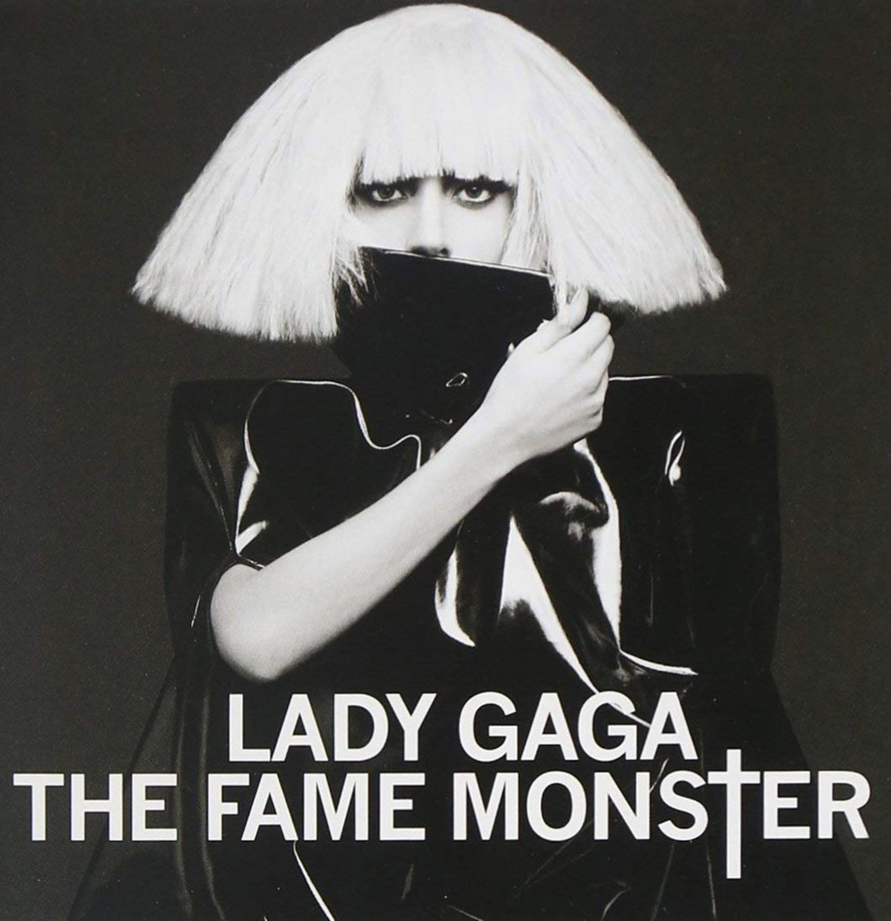 Capa do álbum The Fame Monster da Lady Gaga